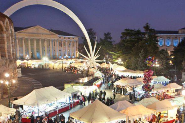 ANAP: Mercatini di Natale a Verona