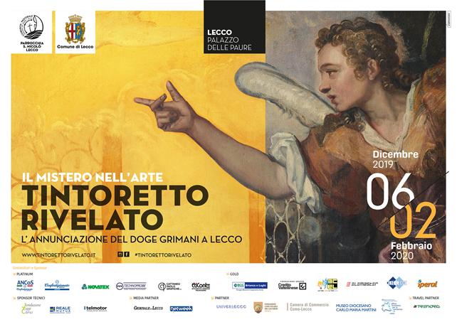 """Evento ANCoS: una serata dedicata all'arte con visita privata al """"Tintoretto rivelato"""""""