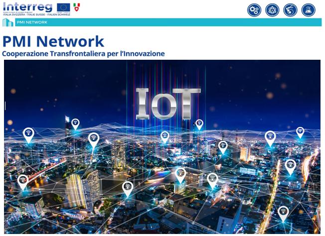"""Tech talk PMI NETWORK – """"Misure, IoT e condition based monitoring"""" - martedì 21 luglio, h.11"""
