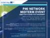 PMI NETWORK MIDTERM EVENT – mercoledì 21 luglio '21 ore 17.00